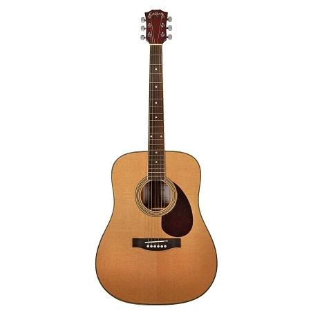 Akustiskās ģitāras (metāla stīgu)