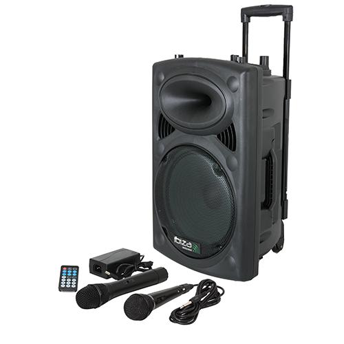 Ērtas, portatīvas akustiskās sistēmas
